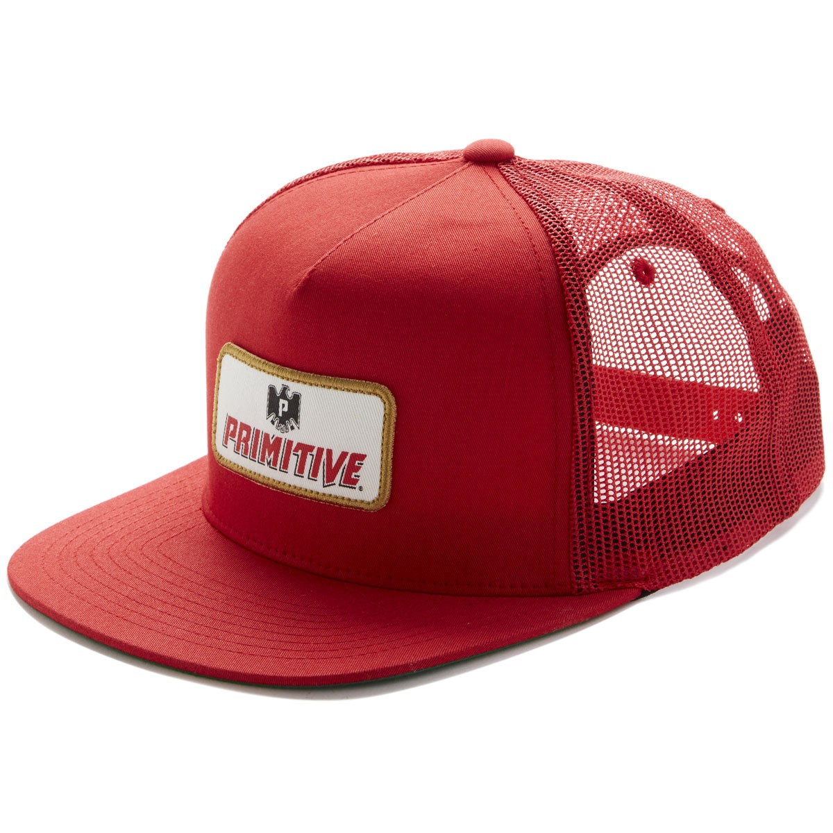 Primitive Cerveza Trucker Hat - Red