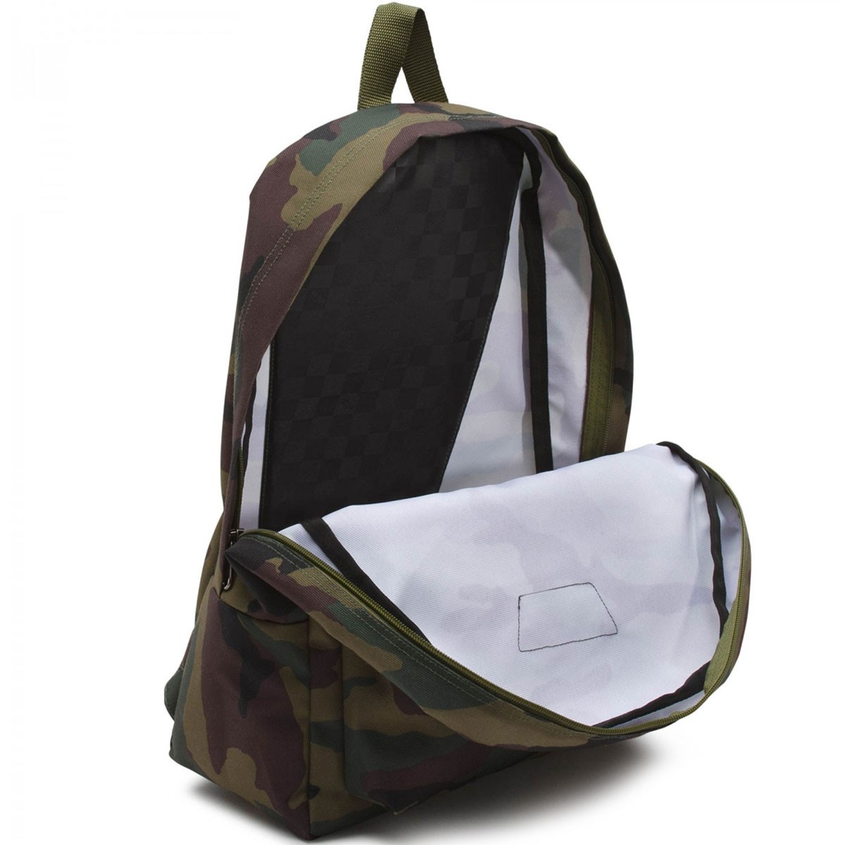 cf513f43806f1 Vans Old Skool II Backpack - Classic Camo