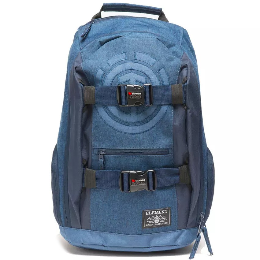 Element Mohave Premium Backpack - Eclipse Heather/Eclipse Navy