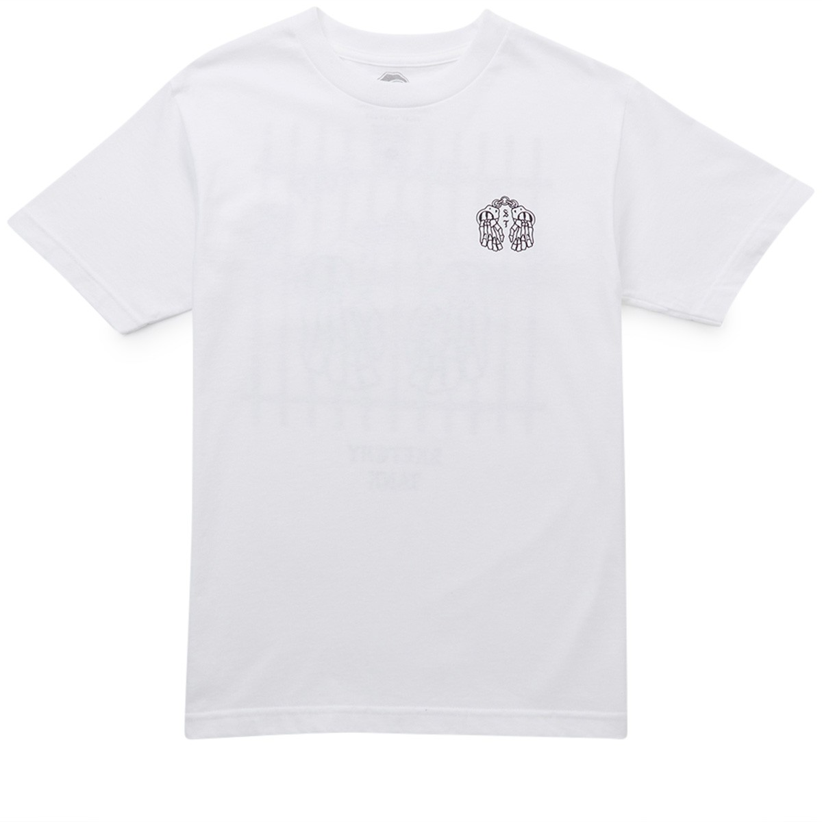 Sketchy tank don 39 t wait t shirt white for Be sketchy t shirts