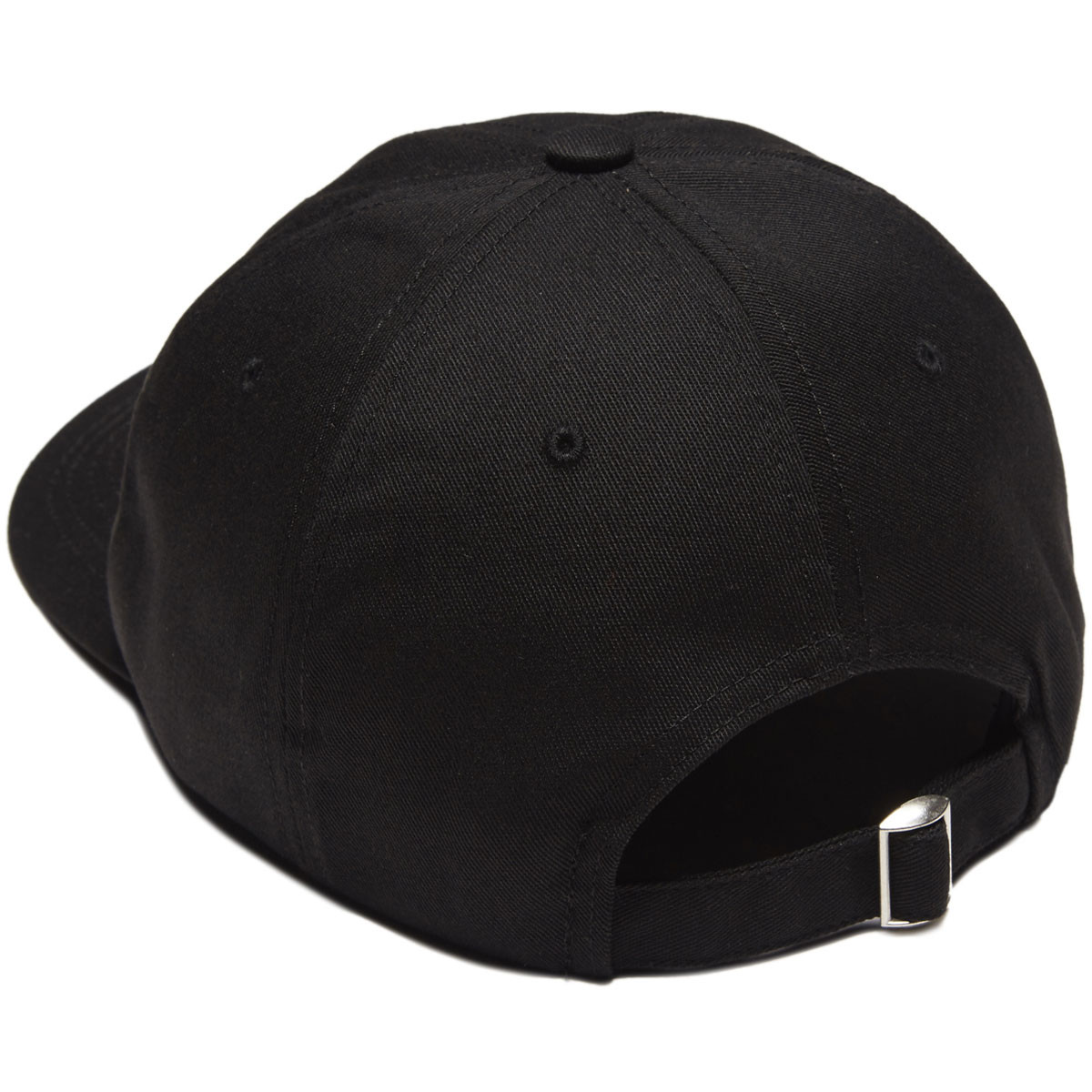 b72331037f6ad Raised By Wolves Fuck Off Dad Hat - Black Twill