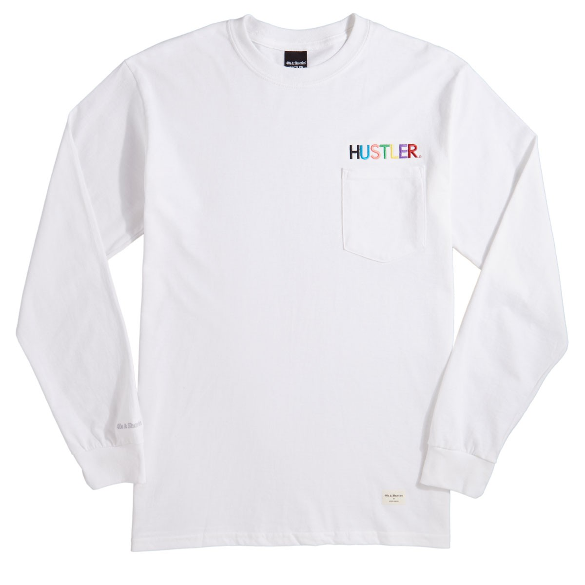 MARGIE: Hustler long sleeve t-shirts