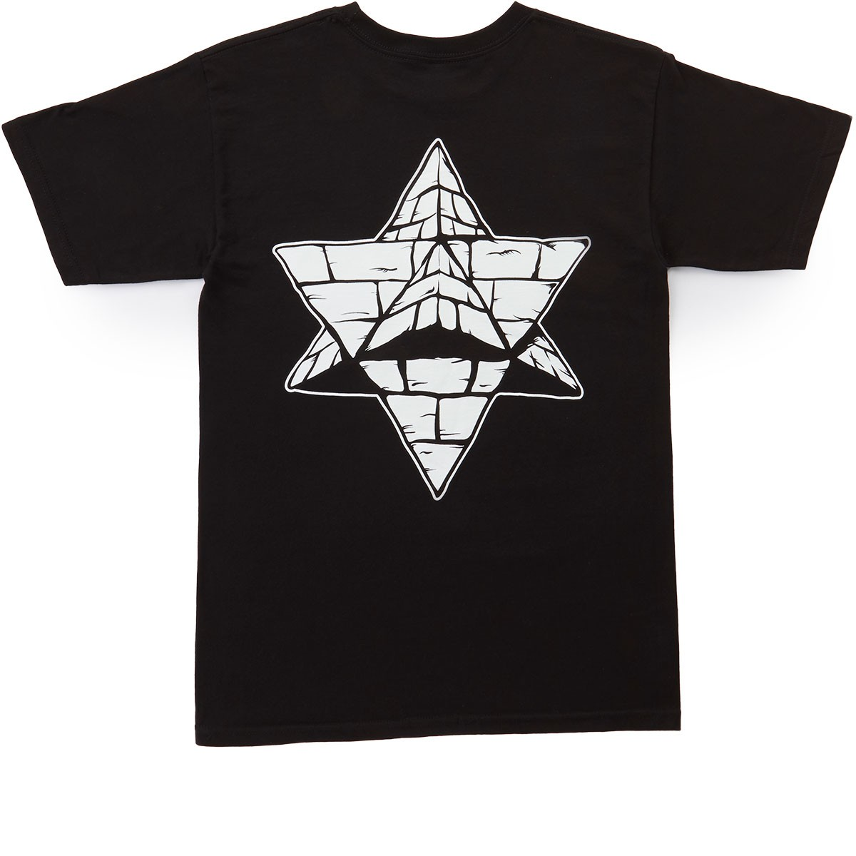 Pyramid country distant mind terrain t shirt black for Black pyramid t shirts for sale