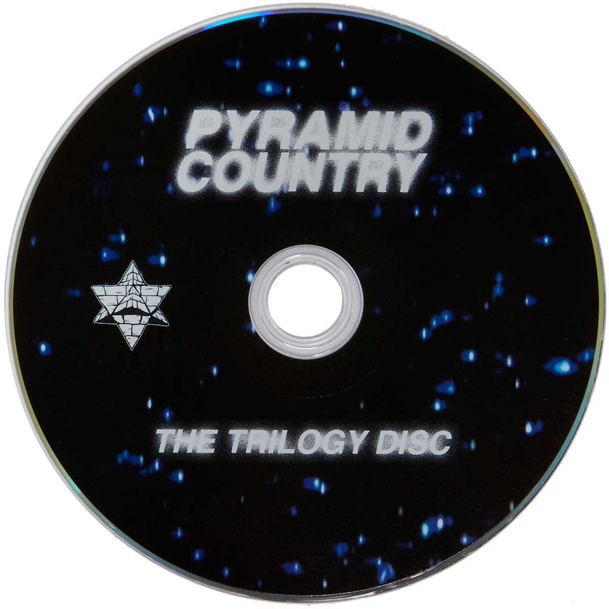 Pyramid Country Trilogy DVD