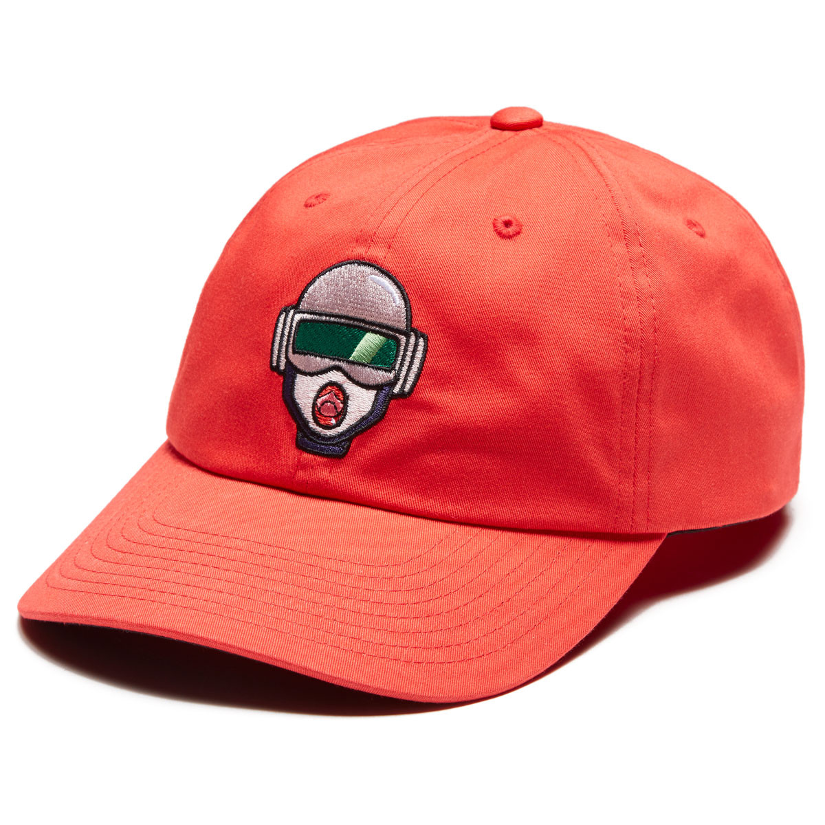 d5a8298fd9116 Primitive x Rick and Morty Gwen Dad Hat - Red