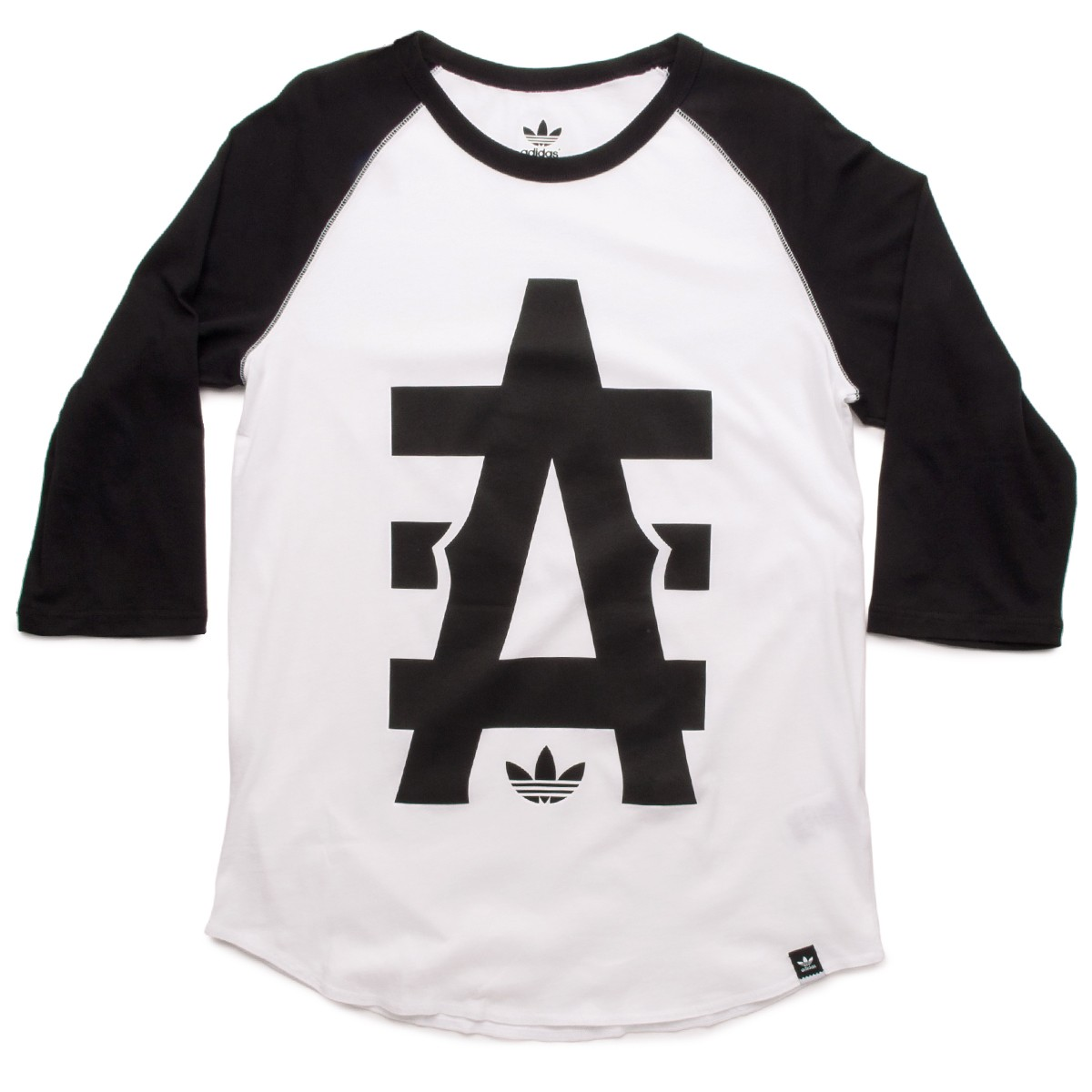 Adidas t shirt black white - Black And White Adidas T Shirt