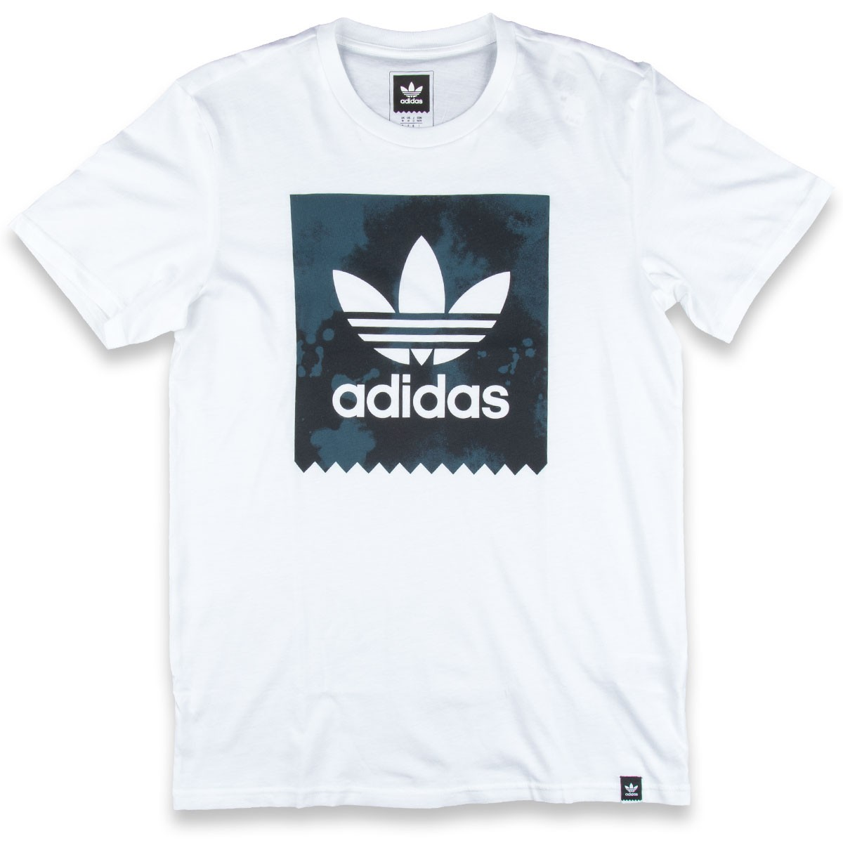 adidas d2d fill t shirt white. Black Bedroom Furniture Sets. Home Design Ideas