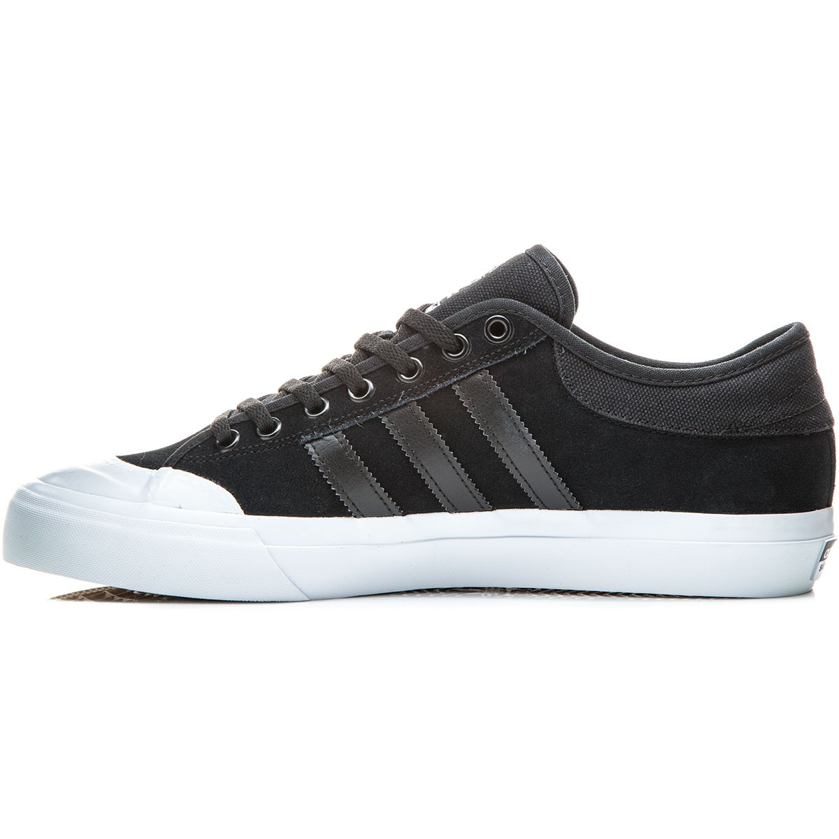 cbe9da4d92d ... Mens Black Skate Shoes  authentic quality 01863 b4eac Adidas Matchcourt  Shoes - BlackBlackWhite - 6.0 ...