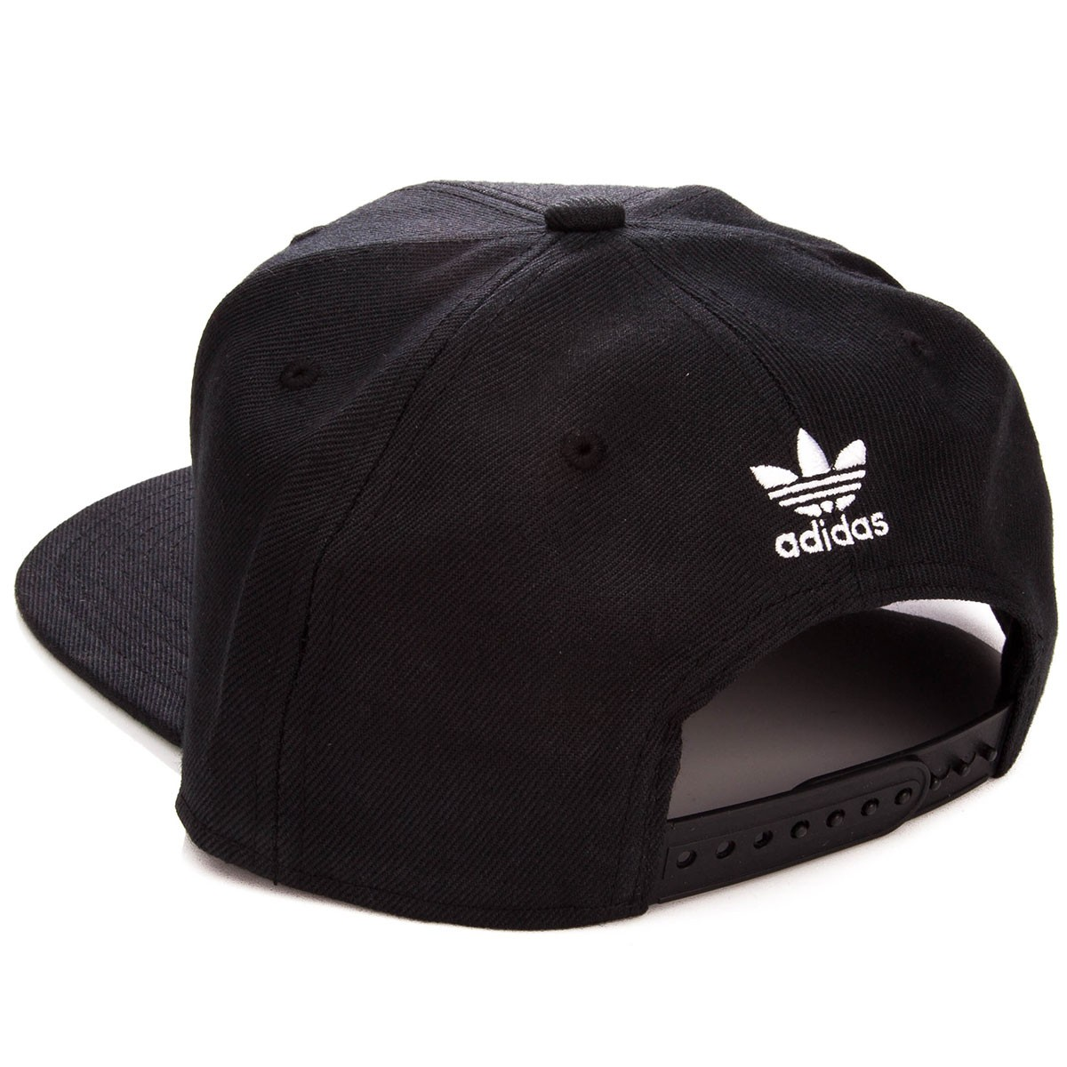 Adidas Originals Thrasher Chain Snapback Hat - Black White 50ad220bddc