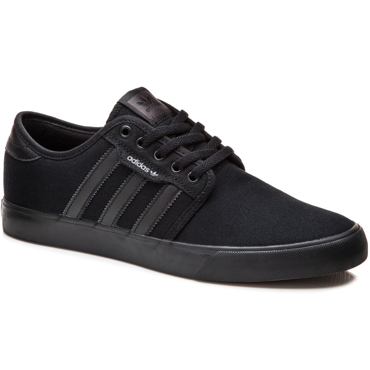 Adidas Seeley Shoes - Black/Black/Black - 6.0