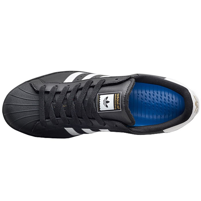adidas Originals Superstar adicolor men lifestyle sneakers NEW blue