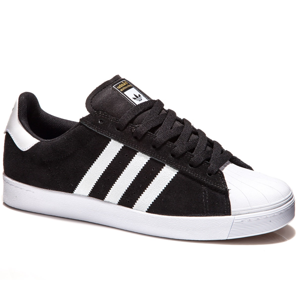 adidas superstar original logo trainers sale