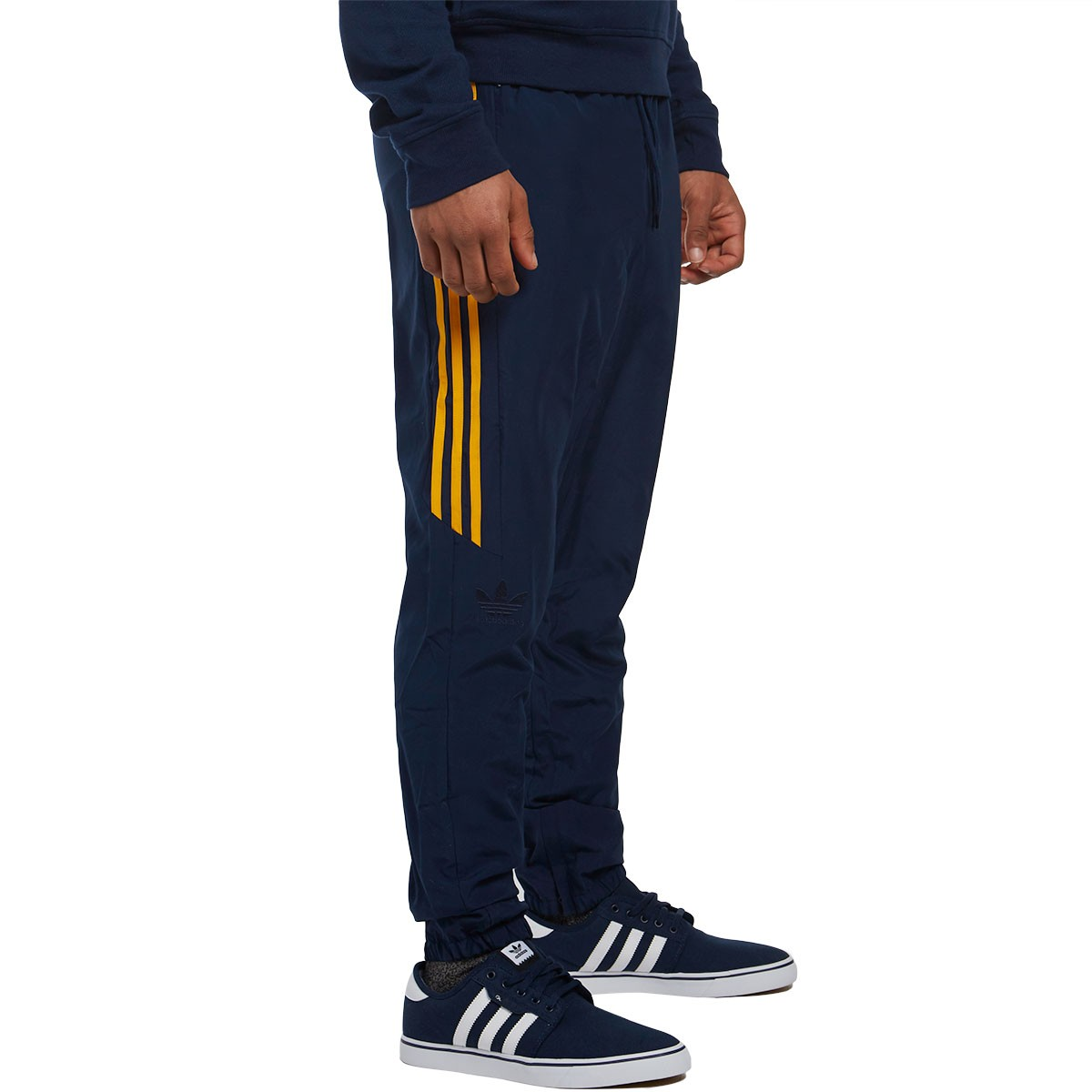 huge discount 0449e 53b49 Adidas X Hardies Pants - Navy Gold - XXL
