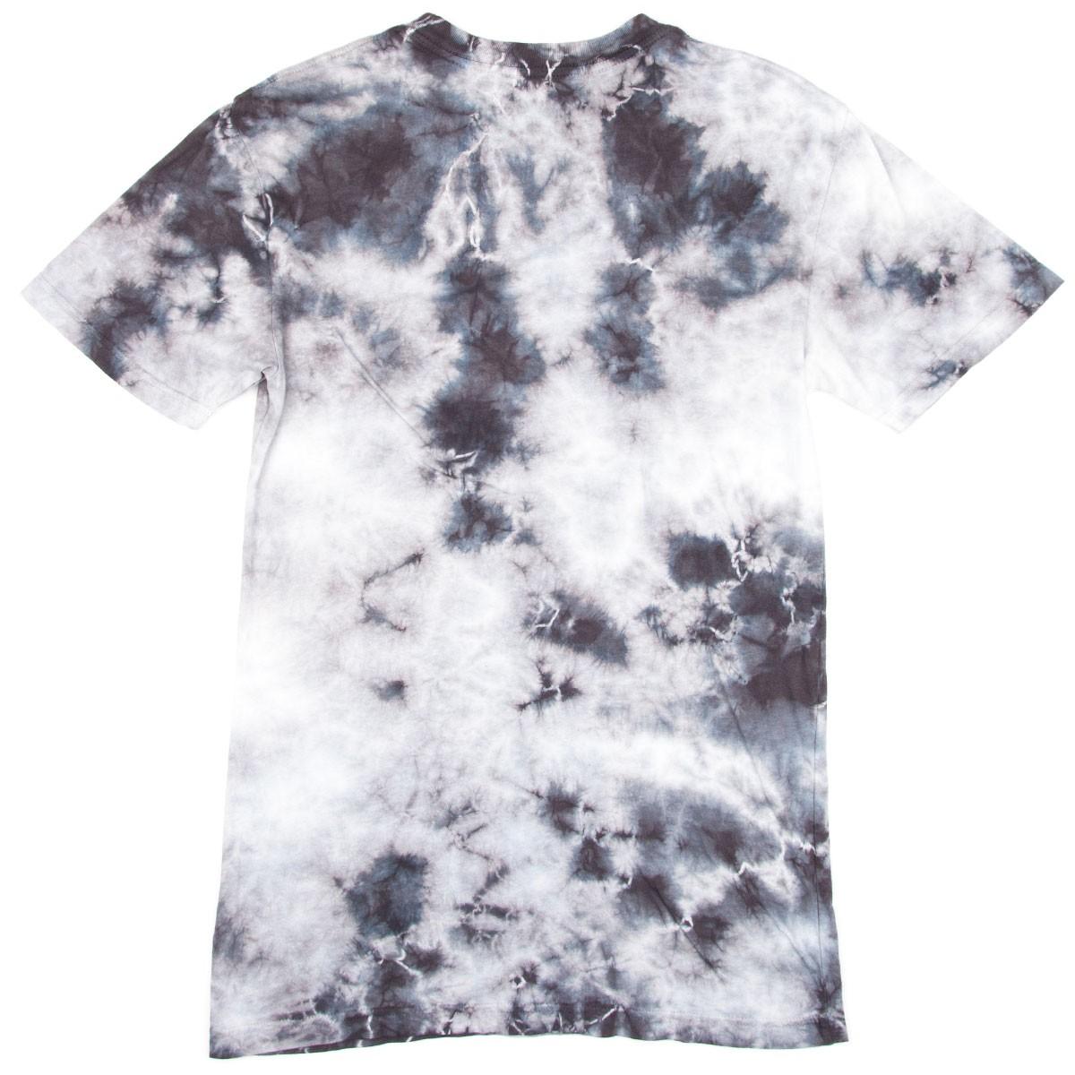 Altamont High Dosage Solo Tie Dye T Shirt Black