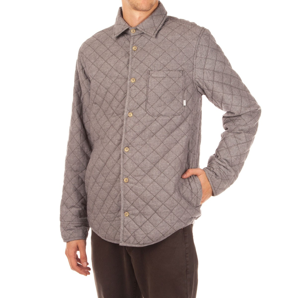 workwear quilted eleven quilt hemlock jackets s l shirt shacket flannel
