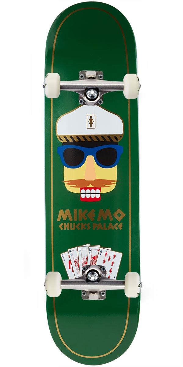 Girl Mike Mo One Off Skateboard Complete - 7 75