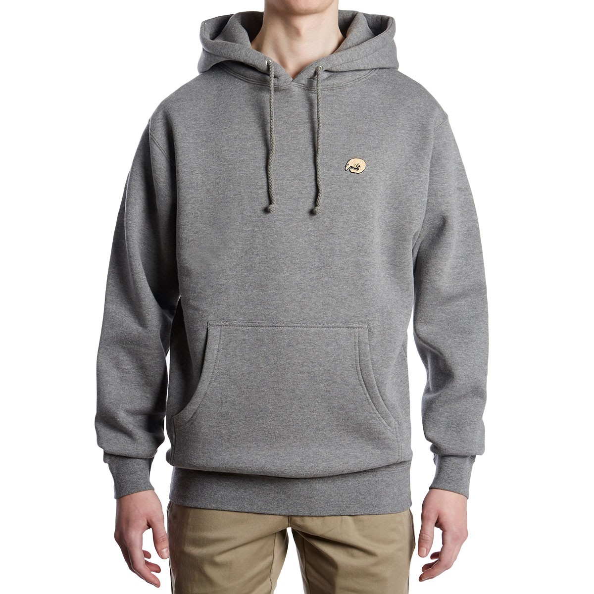 Staple pullover hoodie grey ccs staple pullover hoodie grey reheart