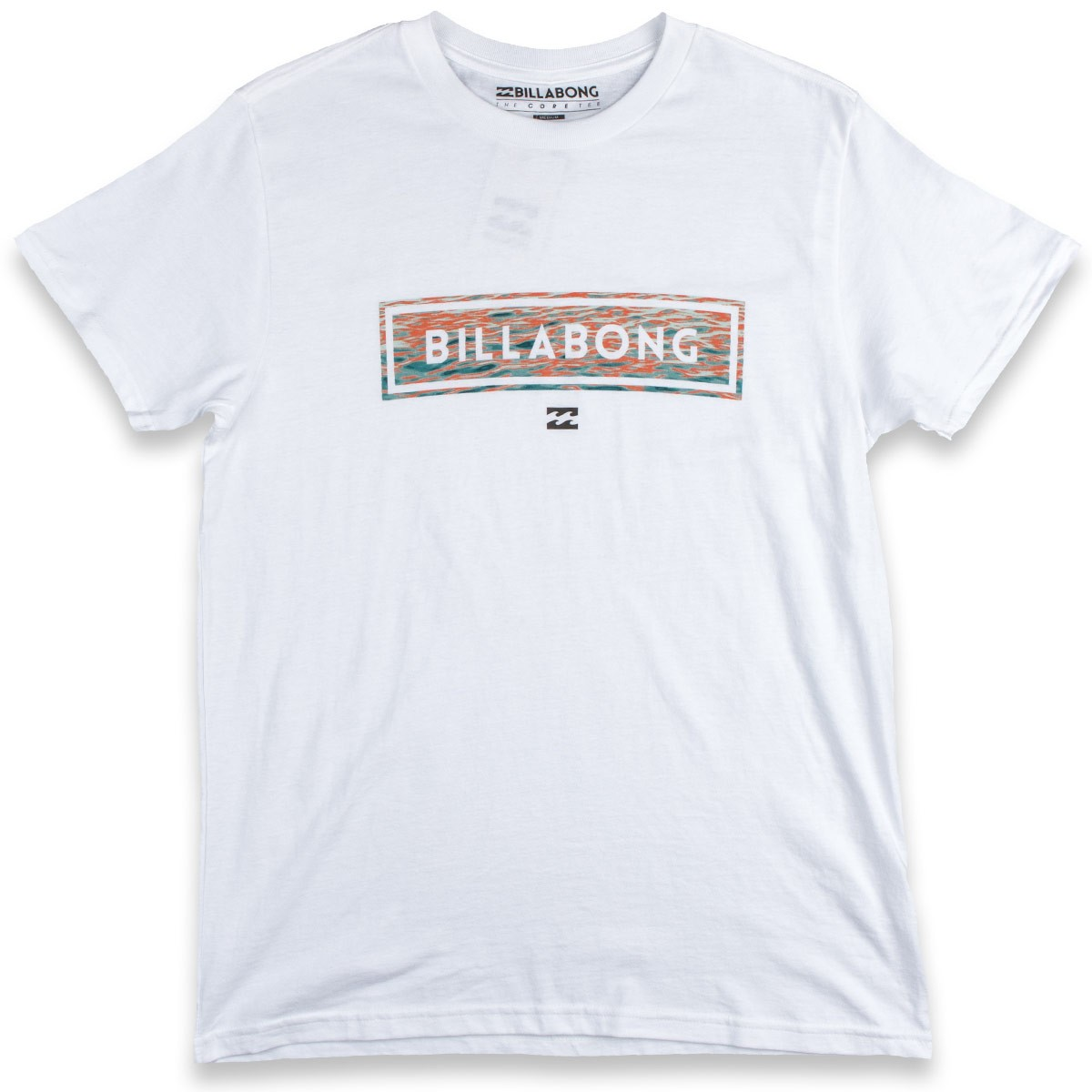 Billabong Cohesive T-Shirt - White