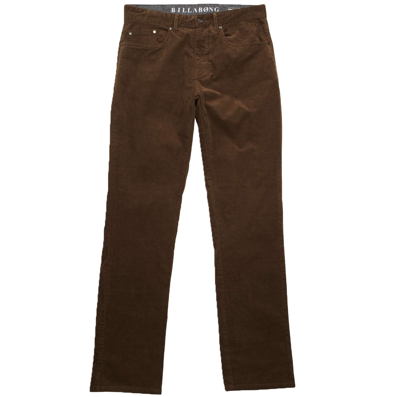 Billabong Fifty Cord Pants - Camel
