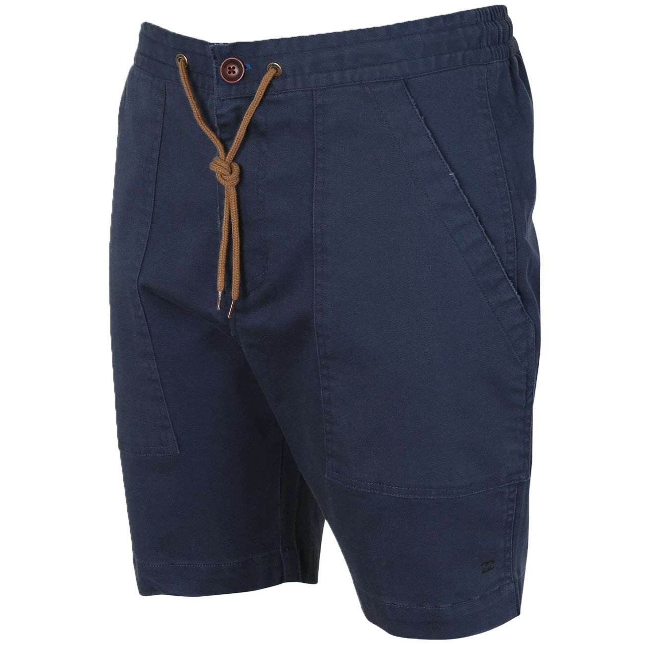 Billabong Fleck Elastic Shorts - Deep Blue