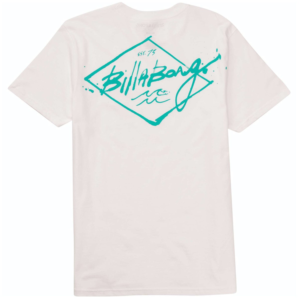 billabong tshirt  Billabong Gesture T-Shirt - White