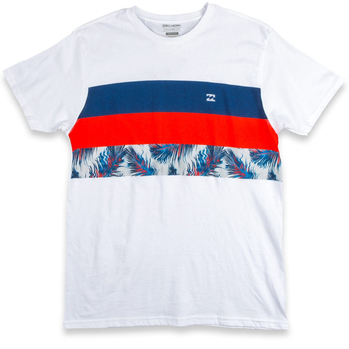 billabong tshirt  Billabong Tribong Spin T-Shirt - White