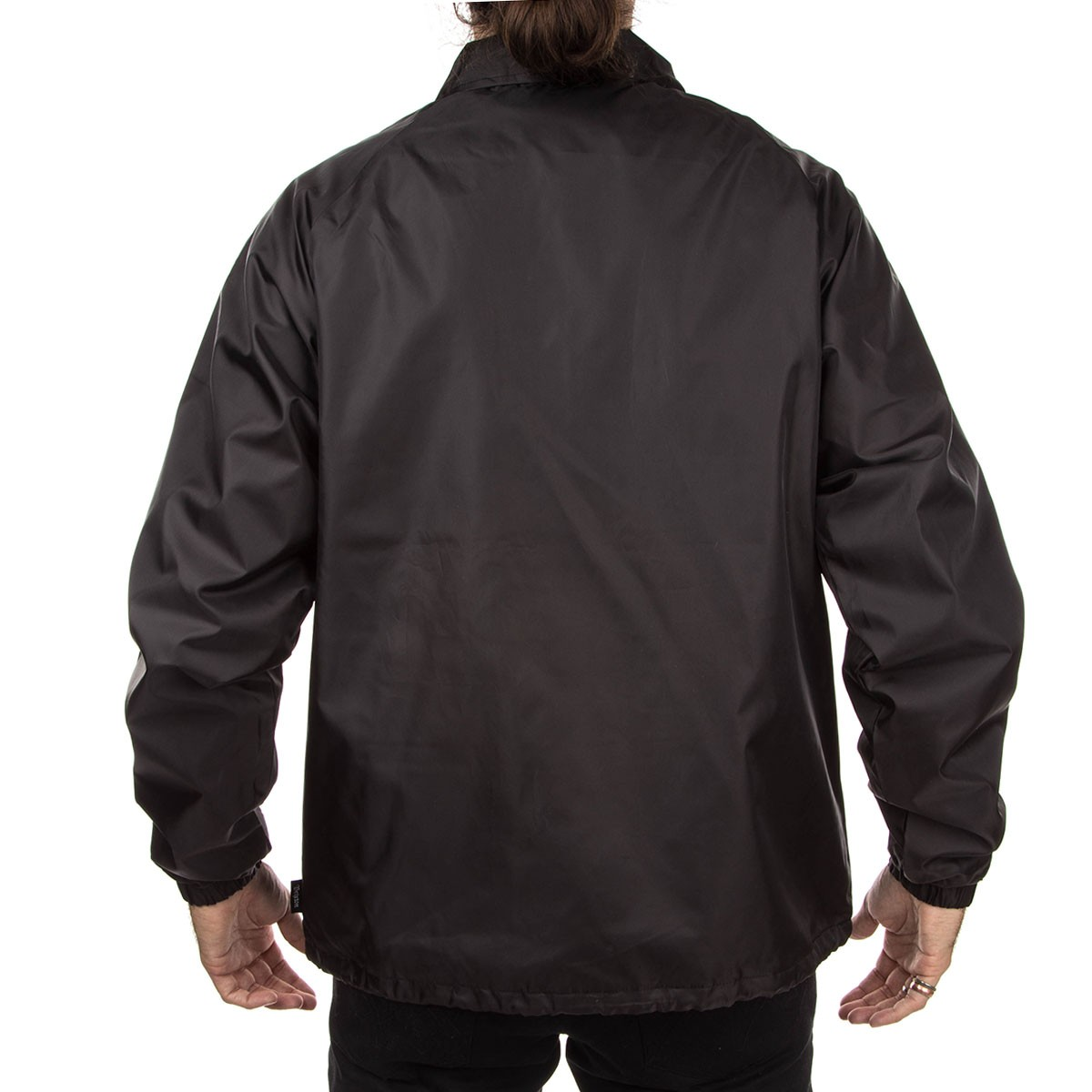 Ditmar Windbreaker Jacket - Black