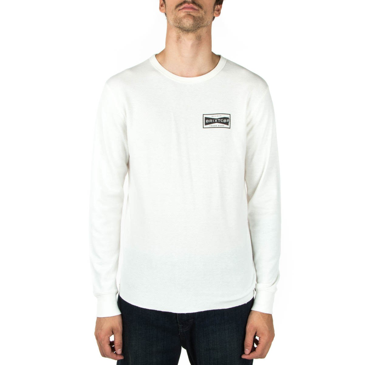 Fuel Long Sleeve Thermal Shirt - Cream
