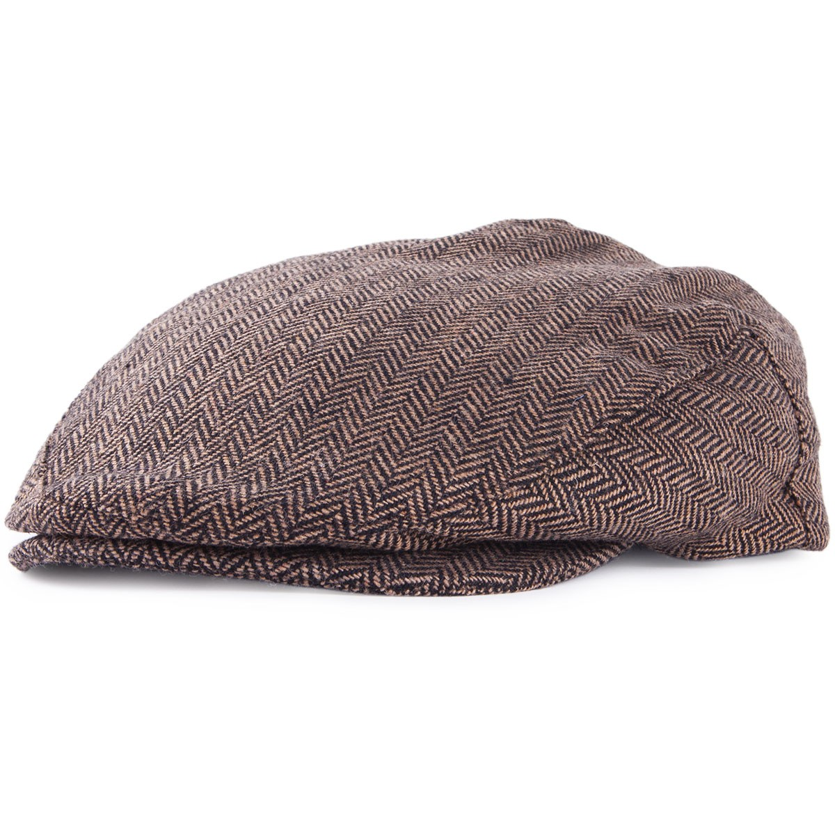 Brixton Hooligan Snap Cap Hat - Brown   Khaki e877b6f63de8