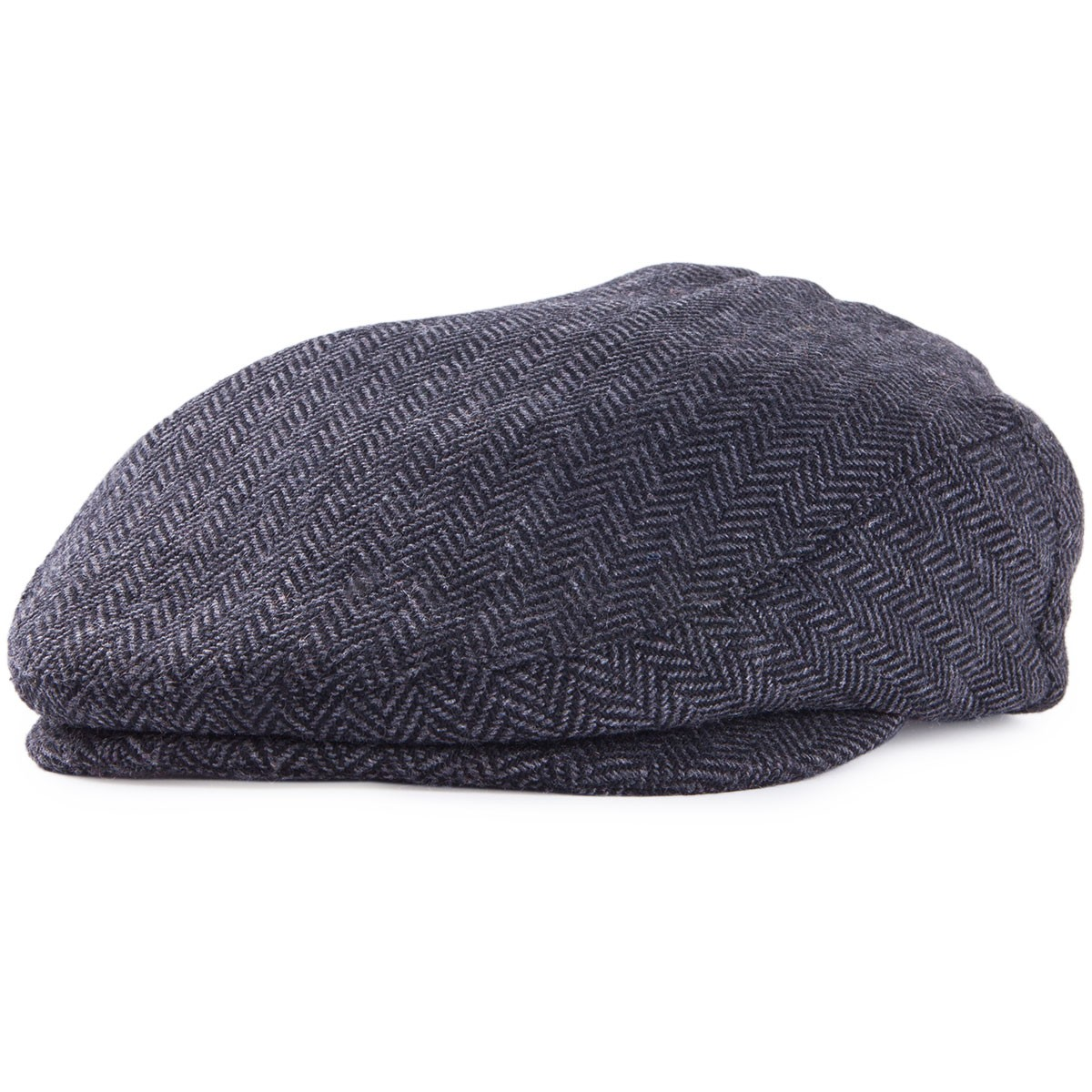 1333786dd Brixton Hooligan Snap Cap Hat - Grey/Black