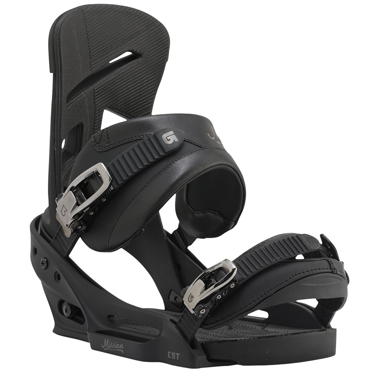 Burton Mission Snowboard Bindings 2016
