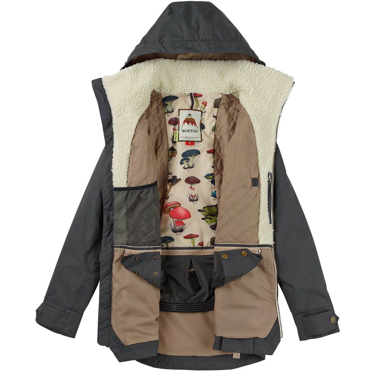 Burton Prowess Womens Snowboard Jacket - Faded - Prowess Womens Snowboard Jacket - Faded