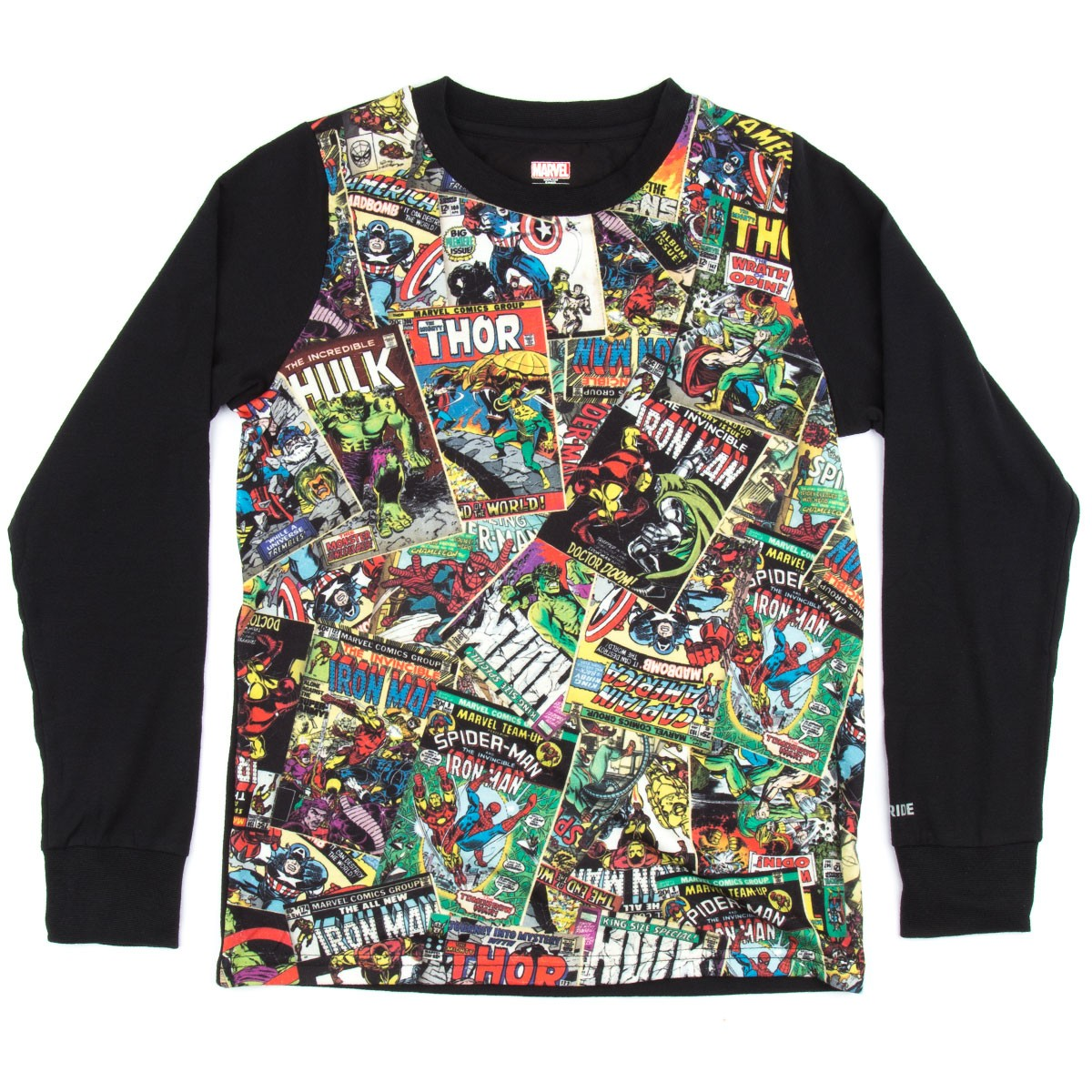 Burton Youth Tech T-Shirt - Marvel