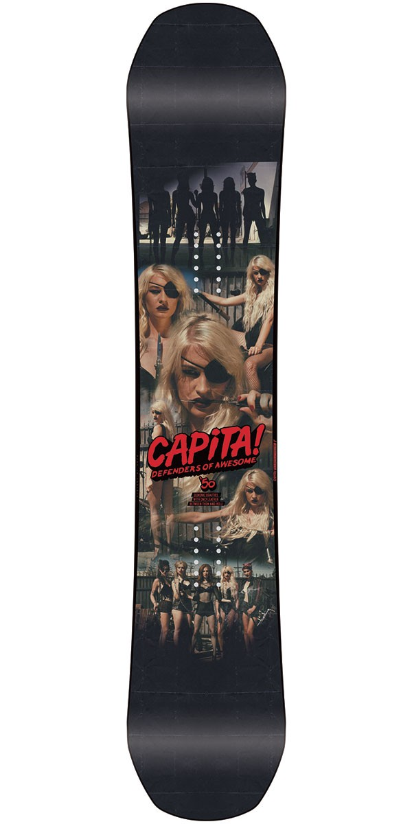 Capita Defenders of Awesome Snowboard 2016