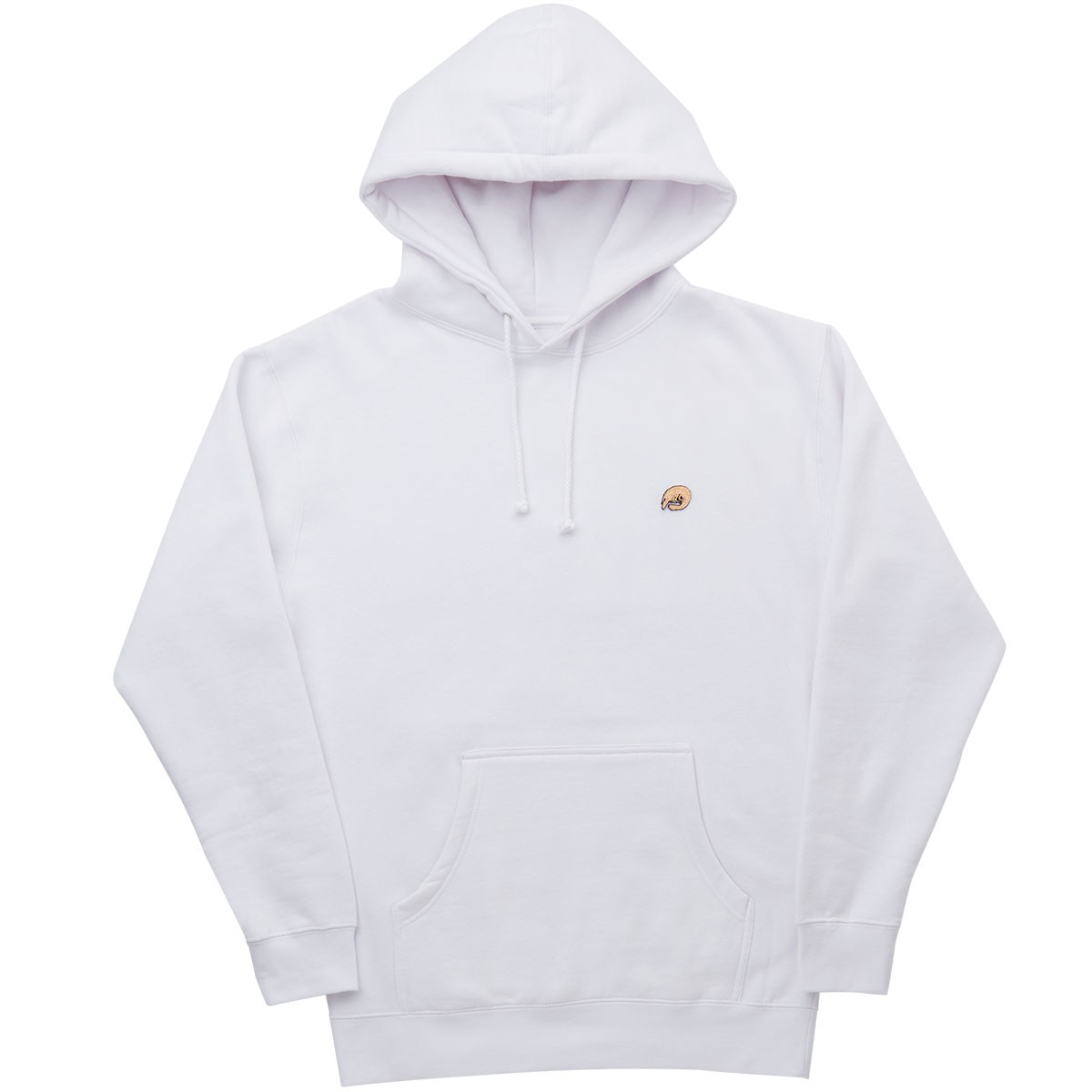 Staple Pullover Hoodie - White