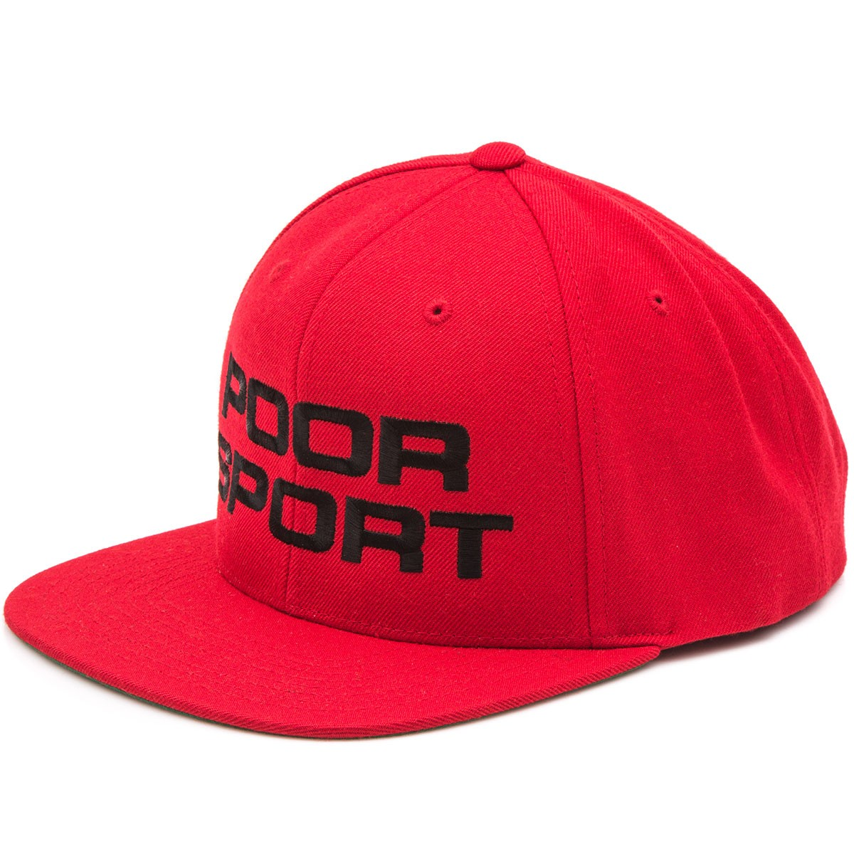 CLSC Yolo Snapback Hat - Red
