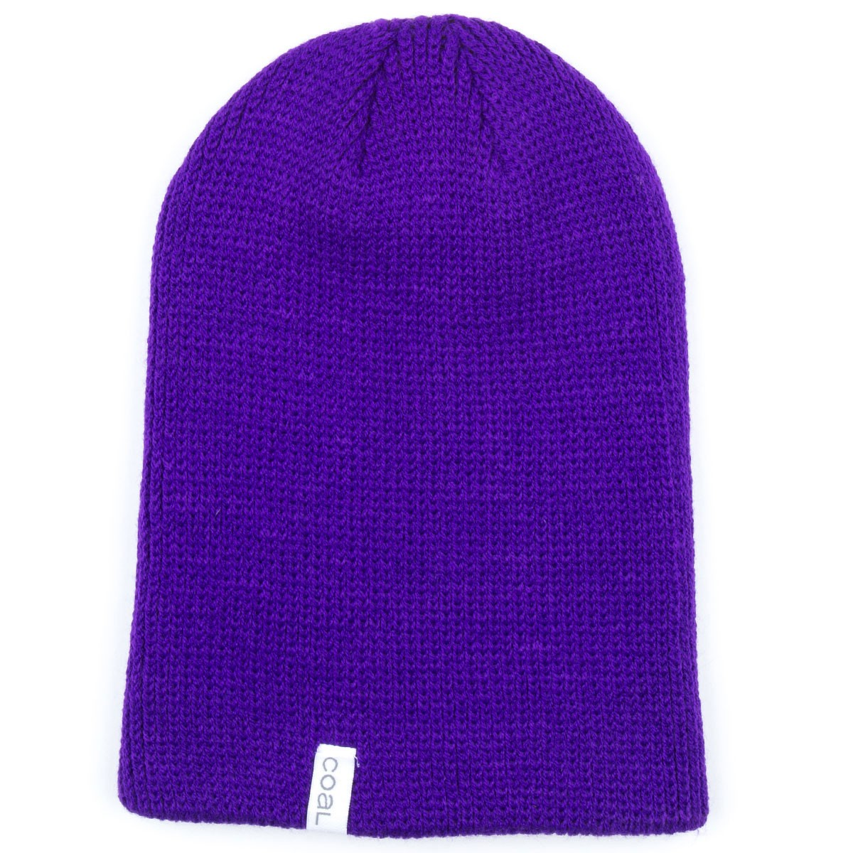 Coal The Frena Solid Beanie - Purple