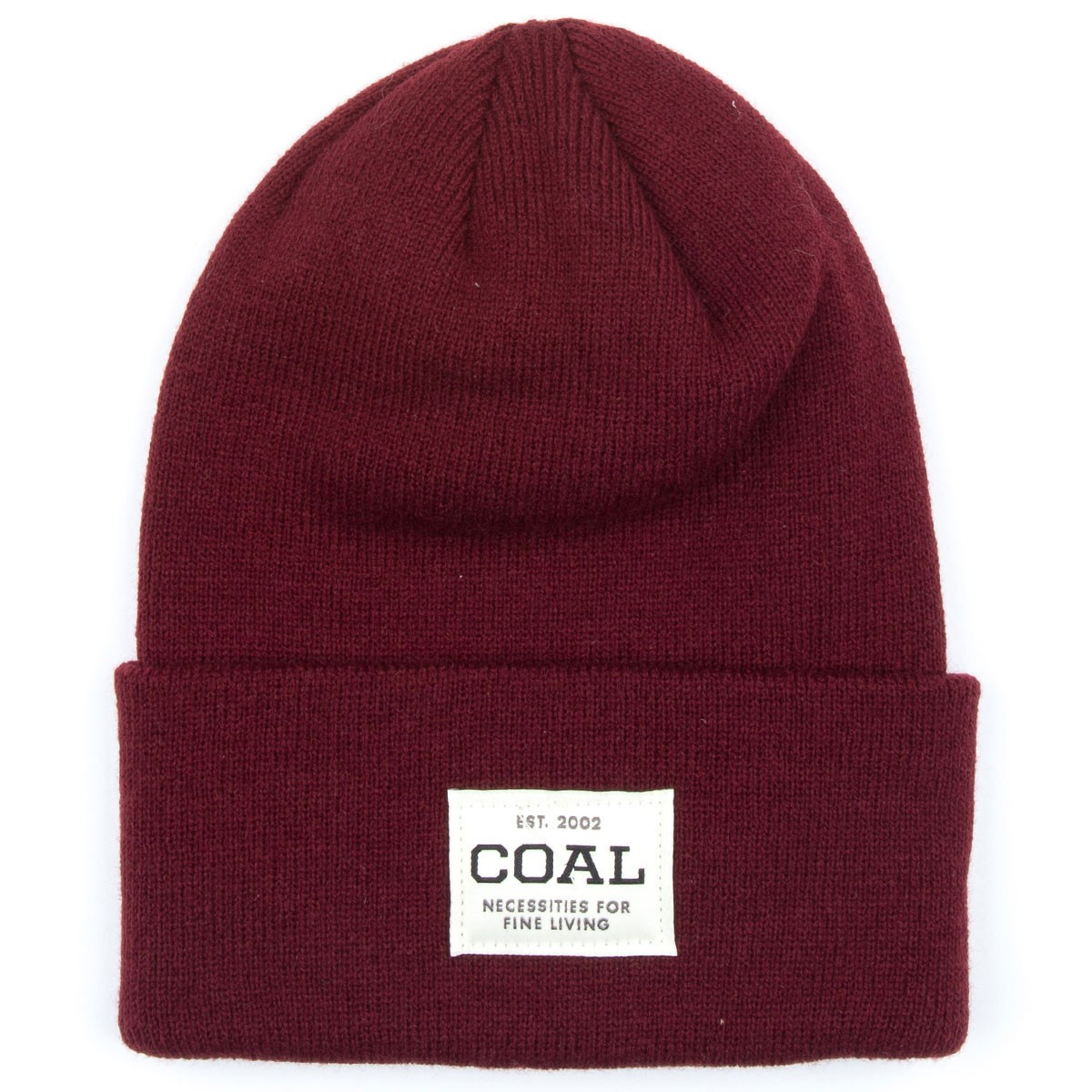 Coal The Uniform Beanie - Burgundy