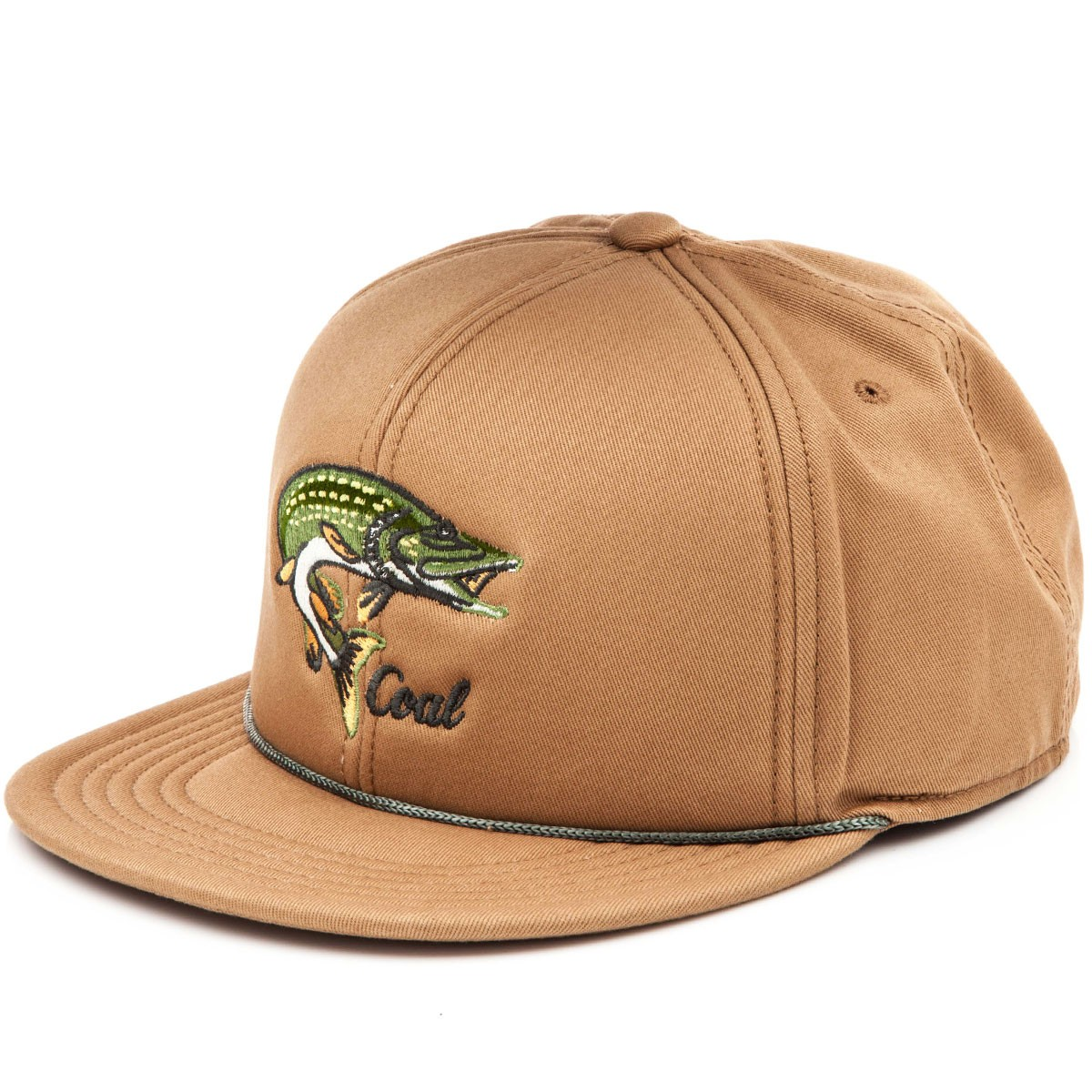 Coal The Wilderness SP Hat - Light Brown (Pike)