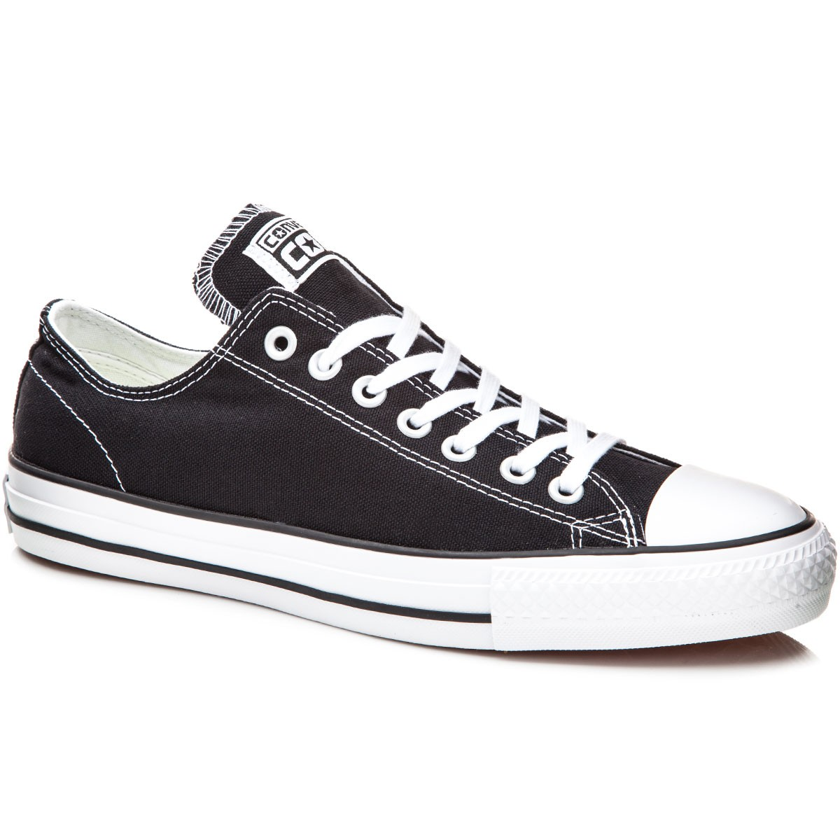 3dc08bdf731ad4 ... converse ctas pro ox shoes  converse shoes black leather high tops wall  white base poshmark  new converse chuck taylor all star leather high top ...