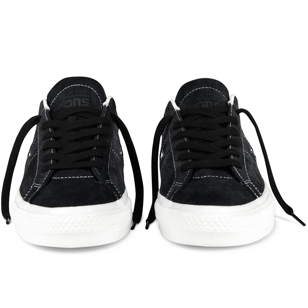 2a671523e11c ... new arrivals converse one star pro suede shoes black white 8.0 f8684  84af4
