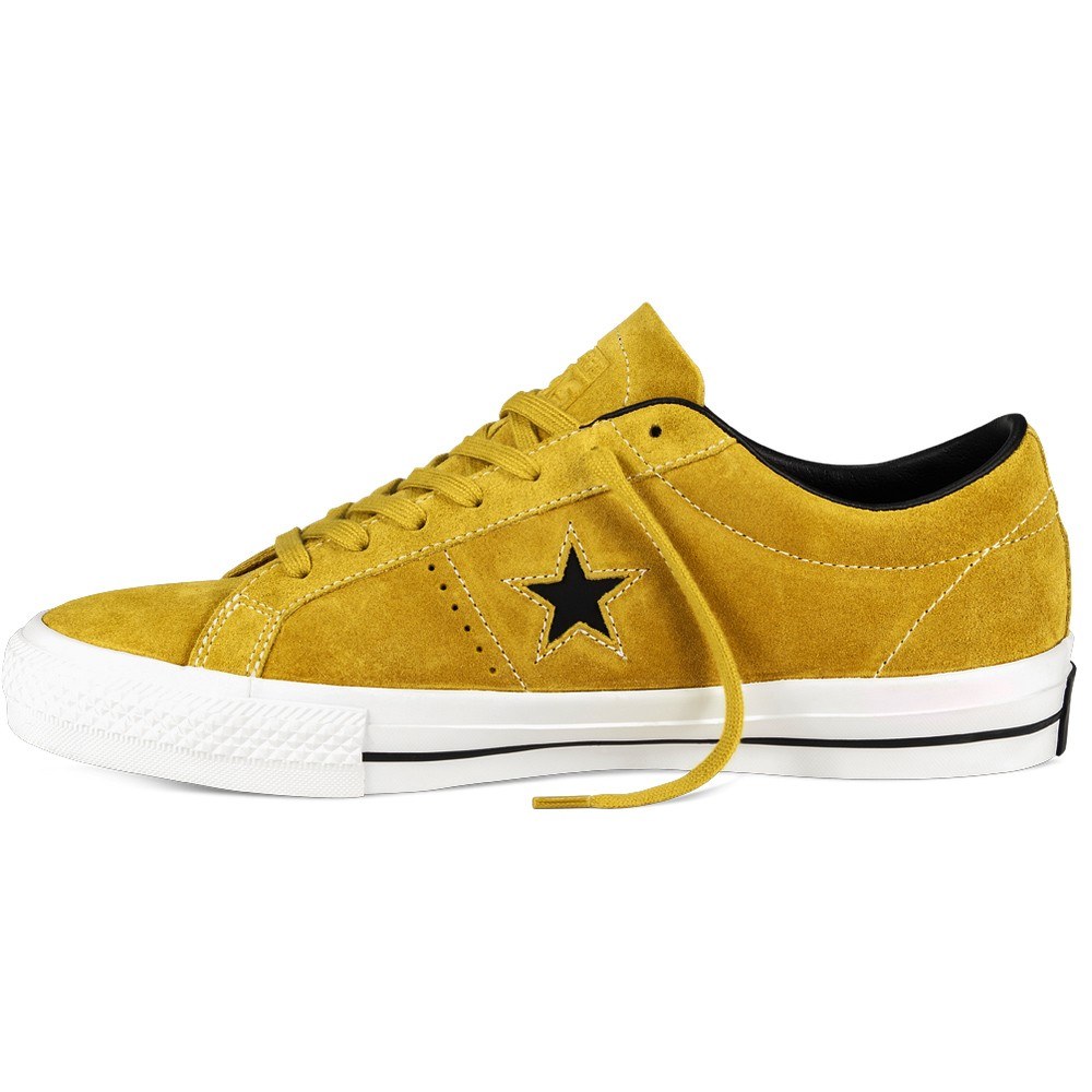 Converse all star shoes yellow