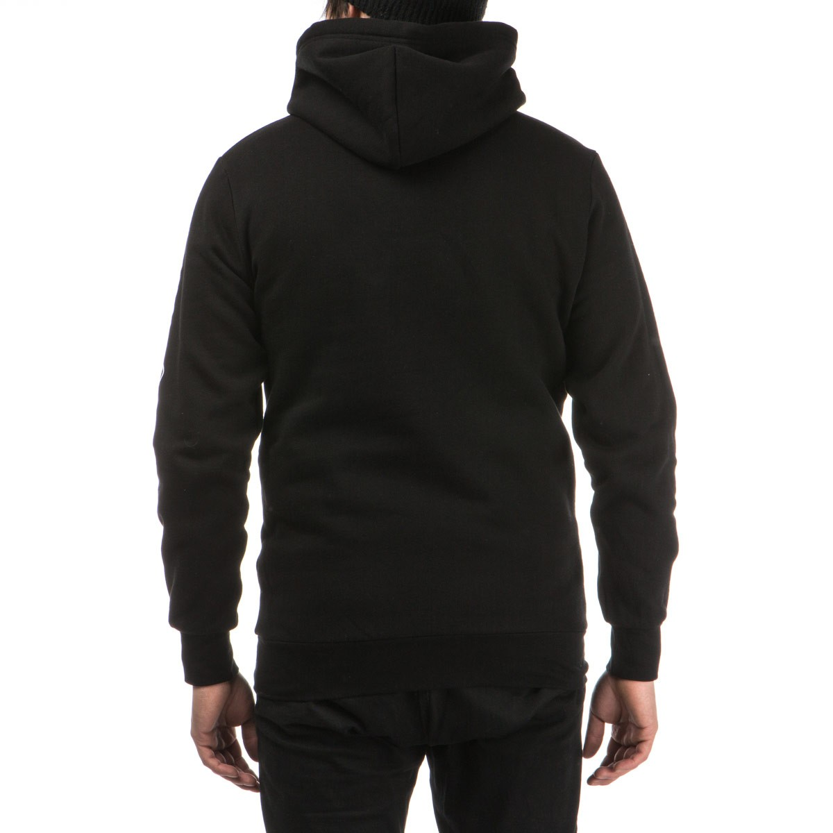crooks and castles gorgon medusa hoodie black