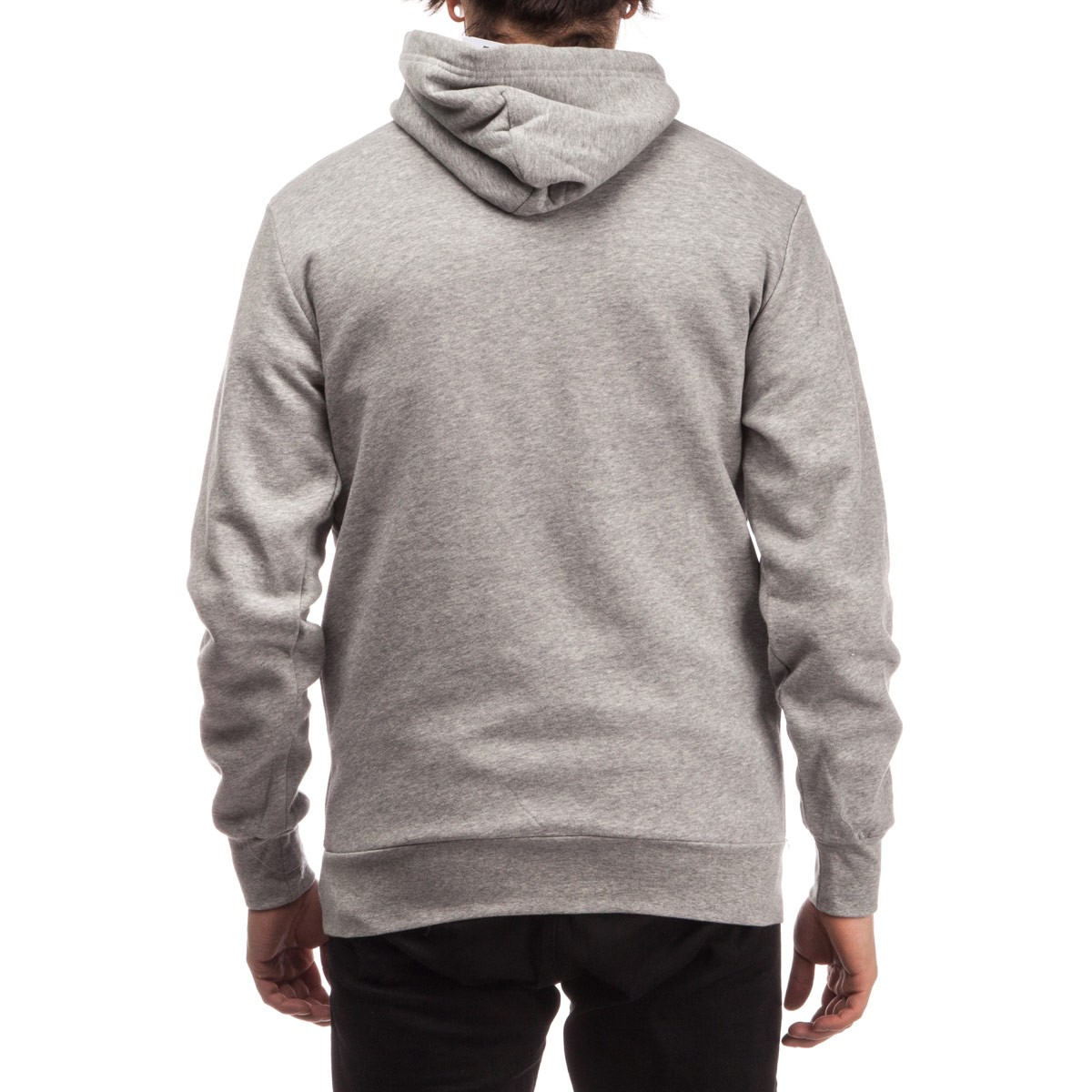 crooks and castles gorgon medusa hoodie heather grey