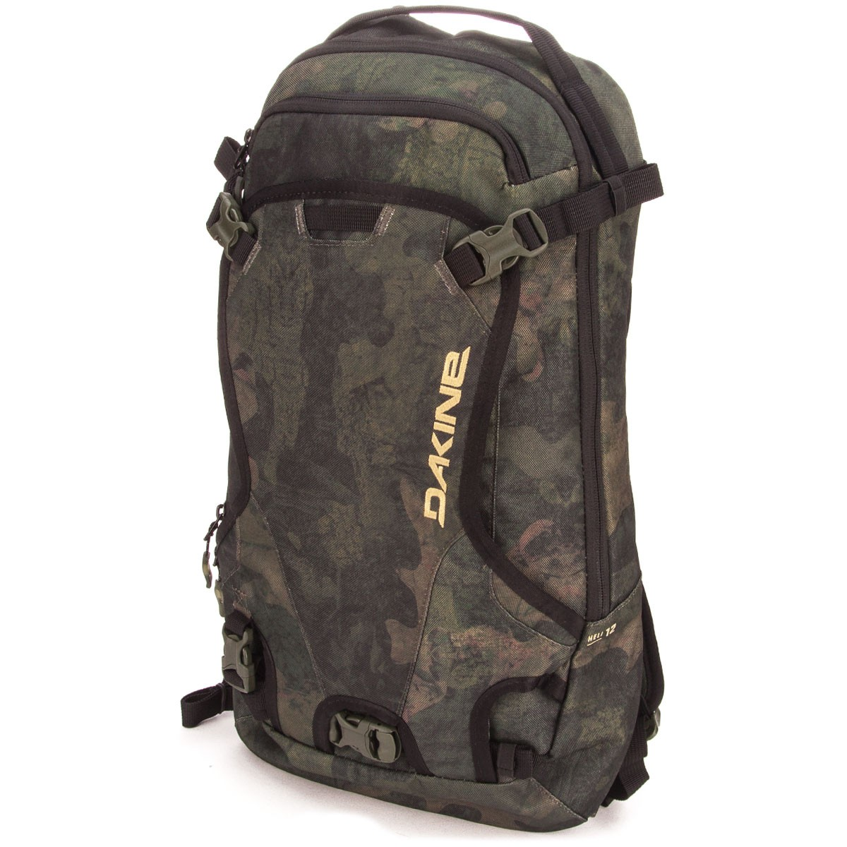 Heli Pack 12L Backpack - Peat Camo
