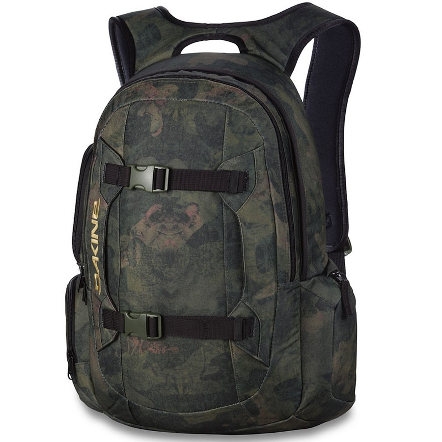 Mission 25L Backpack - Peat Camo