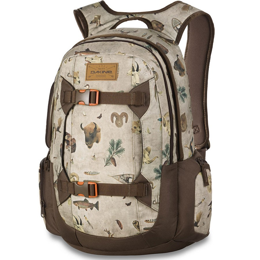 Mission 25L Backpack - Trophy