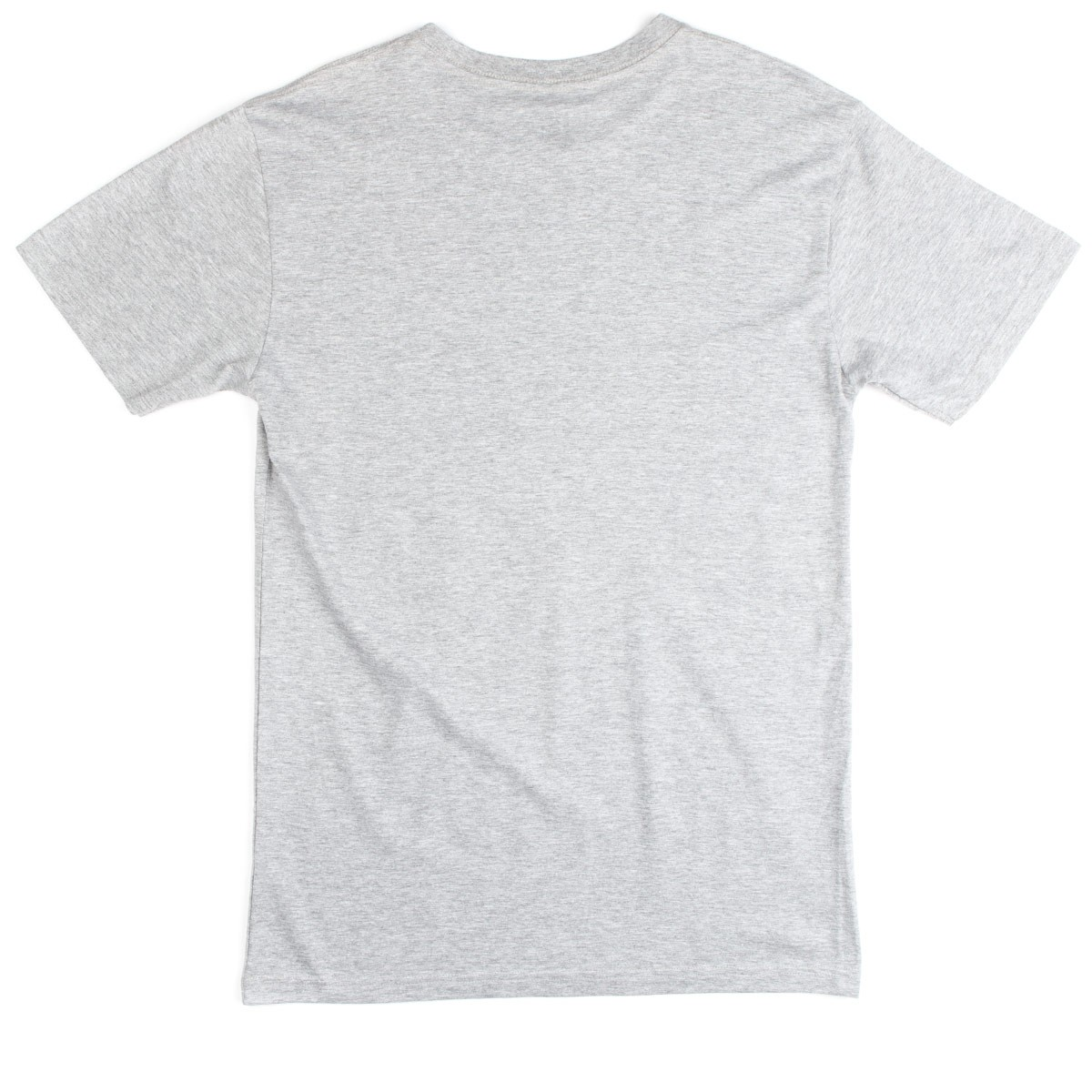 Dc loose angeles t shirt heather grey for Mens heather grey t shirt