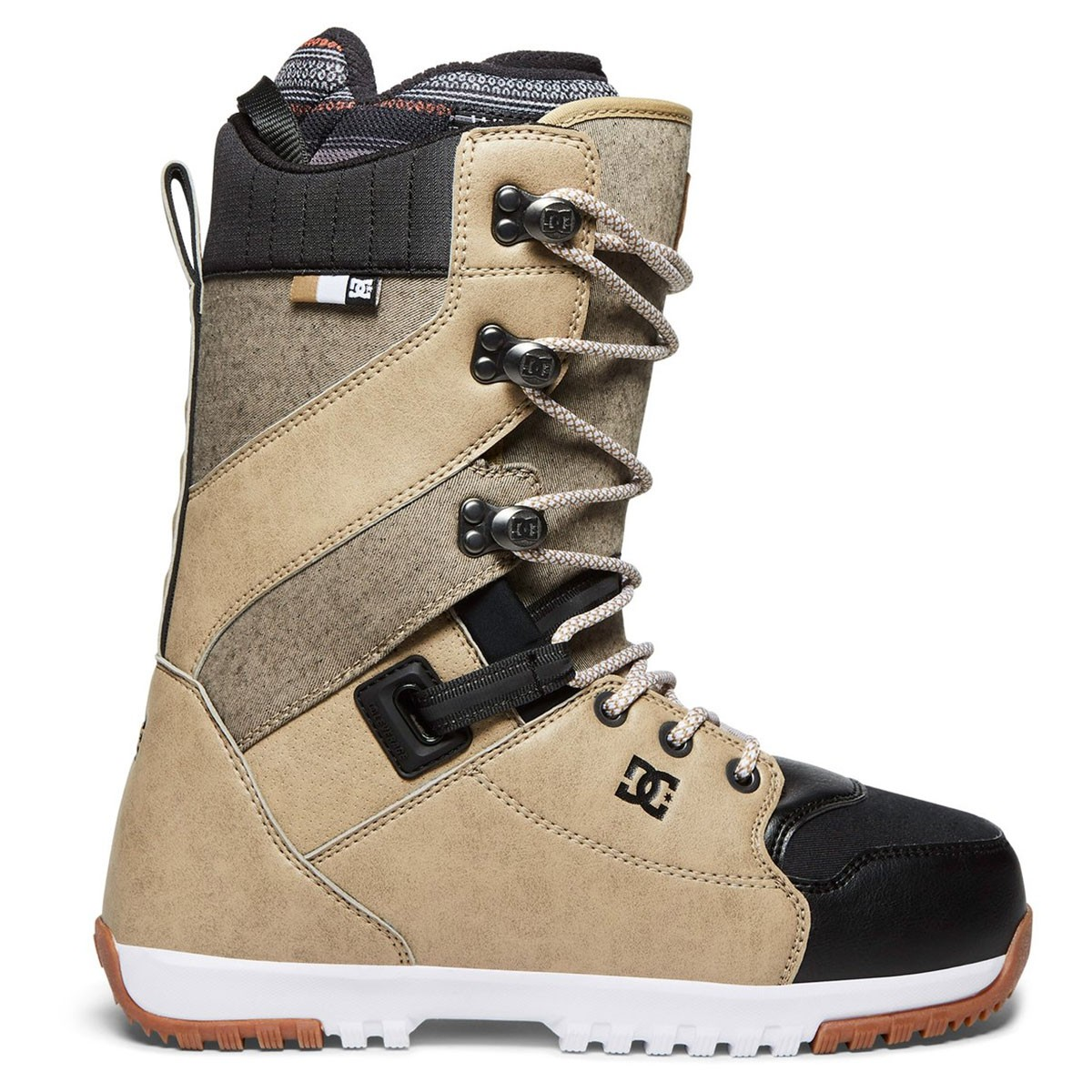 Dc Mutiny Snowboard Boots 2018 Brown
