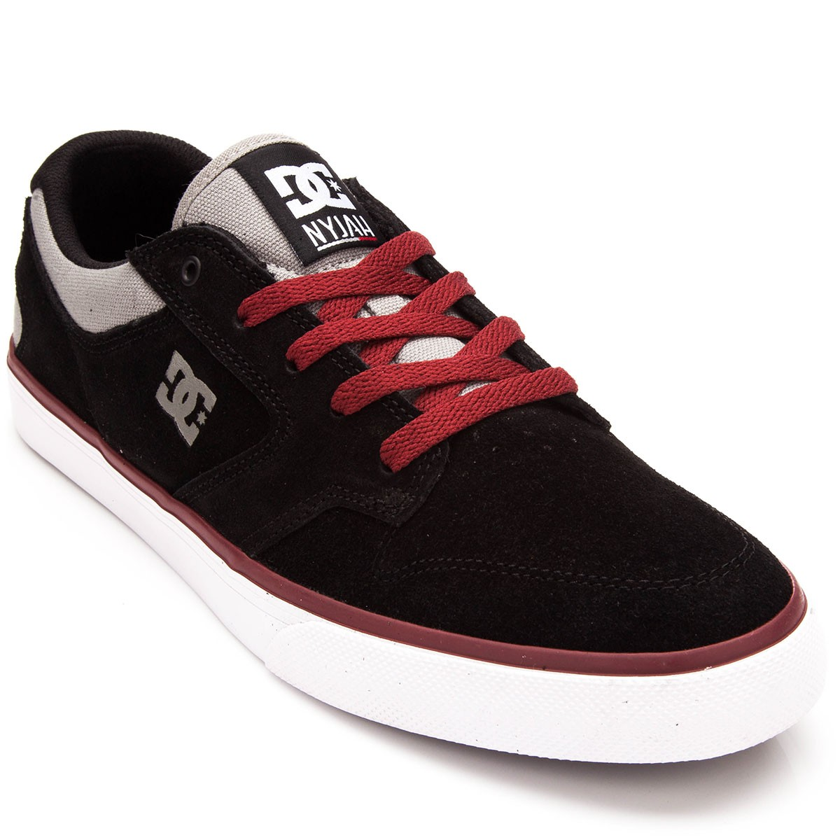 DC Nyjah Vulc Shoes 9a3ecded27